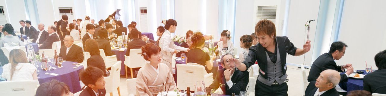 披露宴_テーブルマジック