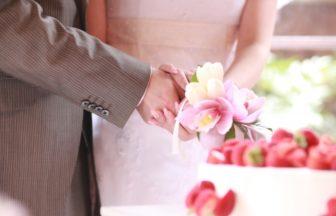 結婚式_披露宴_ケーキ入刀