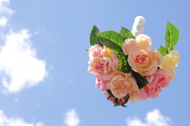 結婚式 ブーケ