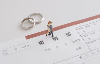 結婚式 入籍